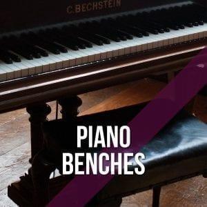 Piano Stools