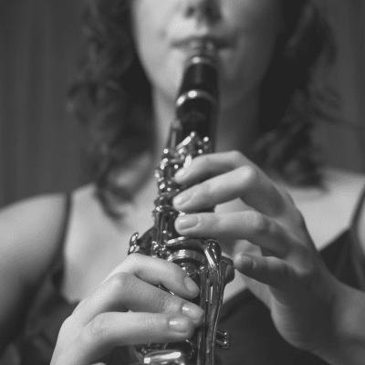 Learn to play the Clarinet online or in-store at Derosa Music