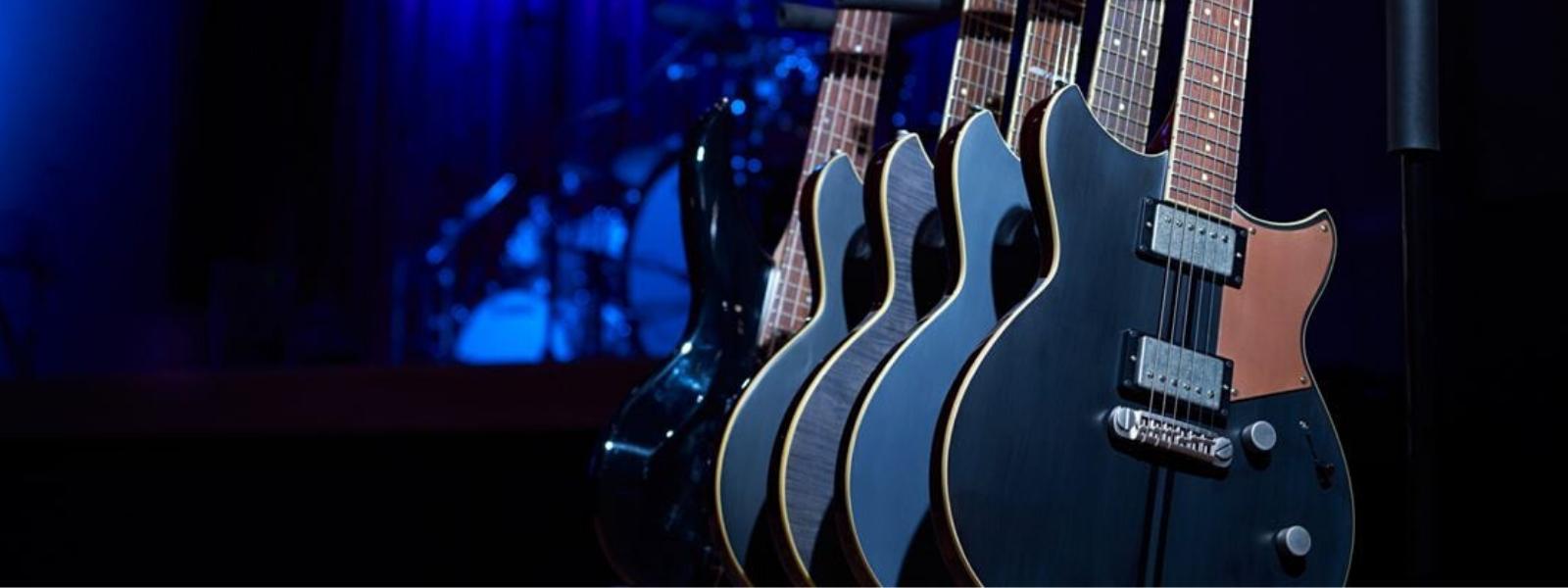 Yamaha Electric Guitars
