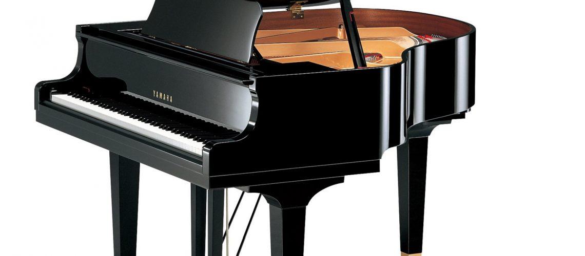 Yamaha Acoustic Grand Piano at Derosa Music Bishops Stortford Hertfordshire