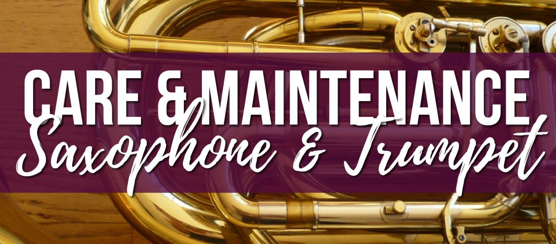 Basic care & maintenance for Saxophone & Trumpet Stortford Hertford Essex Cambridge